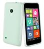 Funda Minigel Transparente Nokia Lumia 530 Muvit