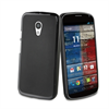 Funda Minigel Negra Motorola Moto g (2014) Muvit