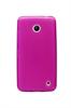Funda Minigel Rosa Nokia Lumia 630 Muvit