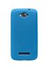 Funda Minigel Azul Alcatel Pop C7 Muvit
