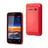 Muvit Funda Minigel Roja Vodafone Smart 4 Mini muvit