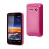 Muvit Funda Minigel Fucsia Vodafone Smart 4 Mini muvit