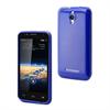 Muvit Funda Minigel Azul Vodafone Smart 4 muvit