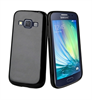 Muvit Funda Minigel Negra Samsung Galaxy A3 muvit