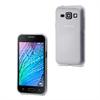 Muvit Funda Minigel Transparente Samsung Galaxy J1 muvit