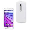 Muvit Funda Minigel Transparente Motorola Moto G 3a Generacion