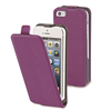 Funda Slim Lila Apple iPhone 5 Muvit
