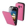Funda Slim Rosa Samsung i8160 Galaxy Ace 2 Muvit