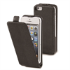 Funda Slim Negra Apple iPhone Low Cost Muvit