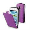 Funda Slim Lila Samsung I8190 Galaxy S3 Mini Muvit
