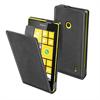 Funda Slim S Negra Nokia Lumia 520 Muvit