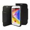 Funda Slim S Folio Negra + Protector Pantalla Samsung i9082 Galaxy Grand Muvit