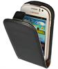 Funda Slim S Negra Samsung Galaxy Fame S6810 Muvit