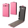 Funda Slim Rosa + Protector Pantalla Huawei Ascend G510 (Daytona) Muvit