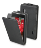 Funda Slim S Negra + Protector Pantalla LG Optimus L5 II E460 Muvit
