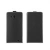 Funda Slim Negra + Protector Pantalla Huawei Ascend Mate Muvit