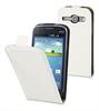 Funda Slim Blanca Samsung Galaxy Core I8260 Muvit