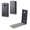 Funda Slim Negra + Protector Pantalla Huawei W1 Muvit