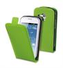 Funda Slim Verde+Protector Pantalla Samsung Galaxy Trend S7560 Muvit