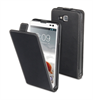 Funda Slim Negra + Protector Pantalla LG Optimus L9 II D605Muvit