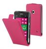 Funda Slim Rosa + Protector Pantalla Nokia Lumia 525 Muvit