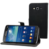 Funda Slim S Folio Negra Samsung Galaxy Grand 2 Muvit