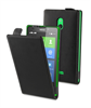 Funda Slim Negra + Protector Pantalla Nokia XL Muvit
