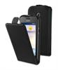 Funda Slim Negra + Protector Pantalla Huawei Ascend Y330 Muvit