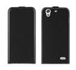 Funda Slim Negra + Protector Pantalla Huawei Ascend G630 Muvit