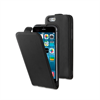 Muvit Funda Slim Negra + Protector Pantalla Apple iPhone 6
