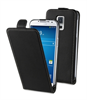 Funda Slim Negra + Protector Pantalla Samsung Galaxy S5 Mini Muvit
