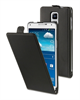 Funda Slim Negra + Protector de Pantalla Samsung Galaxy Note 4 Muvit