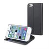 Funda Slim Folio Función Soporte Negra Apple iPhone 5/5s Muvit