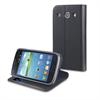 Funda Slim Folio Función Soporte Negra Samsung Galaxy Core I8260 Muvit