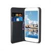 Funda Slim Folio Función Soporte Negra Huawei G526 Muvit