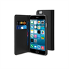 Funda Slim Folio Función Soporte Negra Apple iPhone 6 Muvit