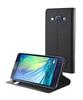 Muvit Funda Wallet Folio con Función Soporte Negra Samsung Galaxy A3 muvit