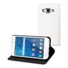 Muvit Funda Wallet Folio Función Soporte Blanca Samsung Core Prime muvit