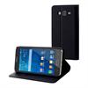 Muvit Funda Wallet Folio Función Soporte Negra Samsung Galaxy Grand Prime muvit