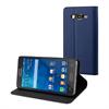 Muvit Funda Wallet Folio Función Soporte Azul Samsung Galaxy Grand Grand Prime muvit