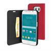 Funda Wallet Folio Función Soporte Rosa Samsung Galaxy S6 Muvit