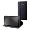 Muvit Funda Wallet Folio Negra Función Soporte LG G4 muvit