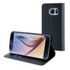 Muvit Funda Wallet Folio Función Soporte Negra Samsung Galaxy S7 muvit