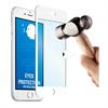 Muvit Protector de Pantalla Tempered Glass 0,33 mm marco blanco anti-blueray iPhone 6 muivt