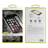 Muvit Glass 0,33mm curvo 3D marco Negro + nanofilm trasero Apple iPhone 7 Plus