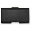 Muvit Funda universal horizontal negra L (25x80x140) con clip y trabilla myway