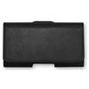 Muvit Funda universal horizontal negra XL (28x85x152) con clip y trabilla myway