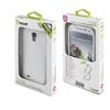 Funda Minigel Blanca Samsung Galaxy S4 Muvit