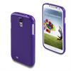 Funda Minigel Lila Samsung Galaxy S4 Muvit