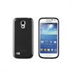 Funda Minigel Negra Samsung Galaxy S4 Mini Muvit
